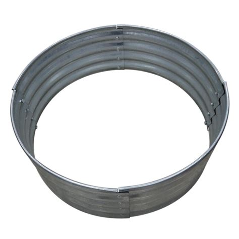 galvanized pit ring 36 in galvanized ring 97869vgdhd the home depot