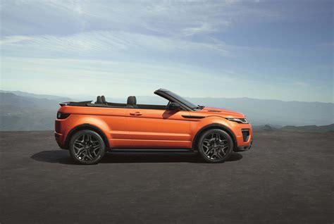 evoque land rover convertible range rover evoque convertible el imparcial