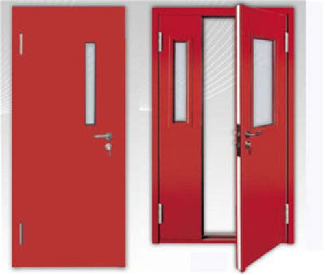 single leaf double swing door china double leaf factory fire rated steel doors with fm