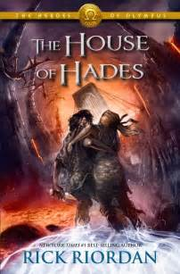 Here is the heroes of olympus book 4 the house of hades cover in its