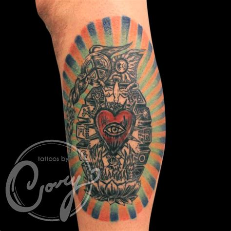 tattoo shops in sioux falls incubus color by claussen tattoonow