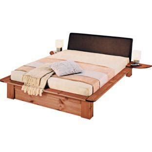 Nordic Double Pine And Leather Effect Bed Frame Only 163 99 Nordic Bed Frame