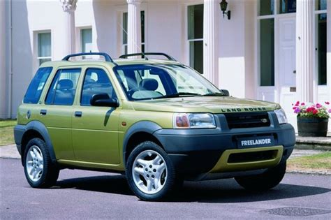 land rover freelander 2000 interior land rover freelander car review honest