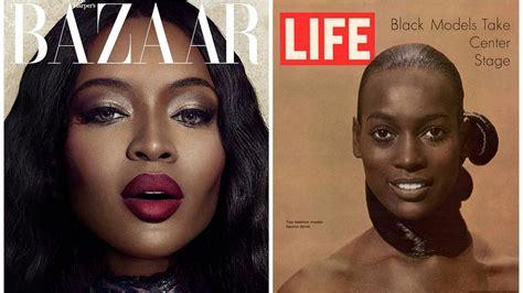 imagenes navideñas negras las modelos negras que marcaron la historia de la moda