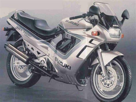 Suzuki 750f Suzuki Gsx 750f Ojetina Motocykl