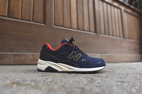 Jual New Balance Mrt580 new balance mrt580 limited edition navy gold kith