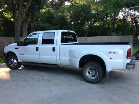 f250 long bed purchase used ford 4x4 crew cab f250 f350 long bed dully