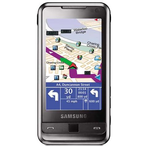 mobile phones germany samsung omnia mobile phone its way to germany
