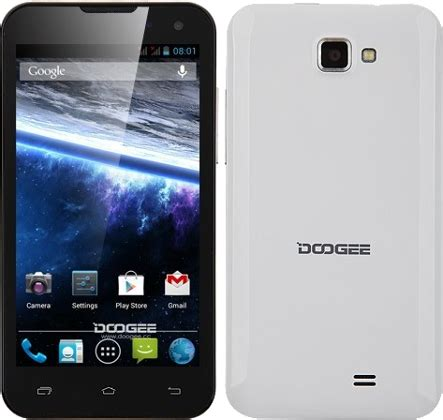 doogee hotwind dg200 manual / user guide instructions