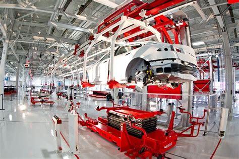 Tesla Factory Tour Schedule Tesla S Factory Tour 17 Scientific Tesla S