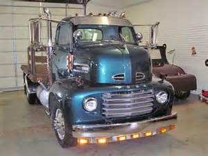 photo 1950 ford coe f6 truck 1e 1948 1949 1950 1951