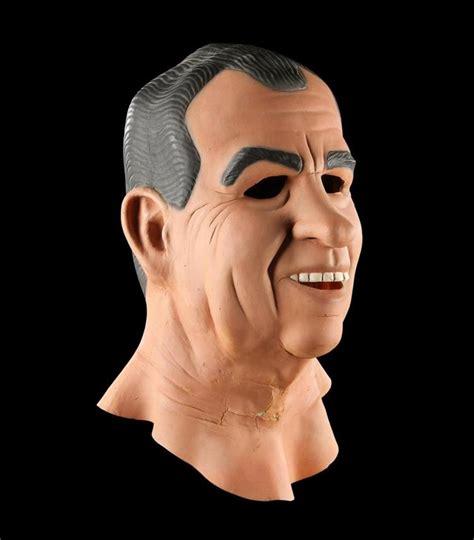 printable nixon mask point break 1991 prototype richard nixon stunt mask