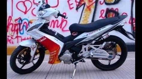Modif Rx King Warna Merah Marun 100 gambar motor mx 2008 merah marun keren abis terlengkap