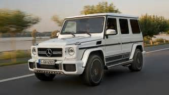 Mercedes G Class G63 Drive Mercedes Amg S 563bhp G63 463 Edition Top