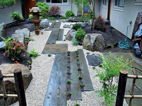 japanese rock garden designs indoor zen rock garden