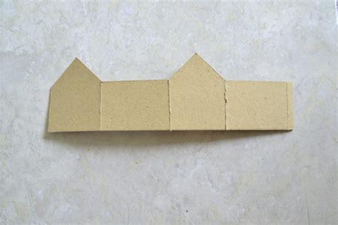 cara membuat rumah dari kardus mie tutorial membuat rumah rumahan dari kardus bekas