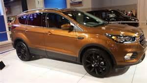 ford escape colors 2017 ford escape colors ridge ford release