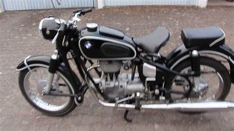 bmw  vintage motorcycle sound youtube
