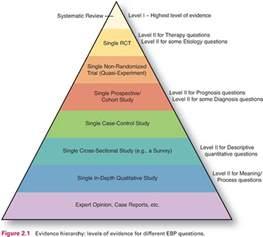fundamentals of evidence based nursing practice key