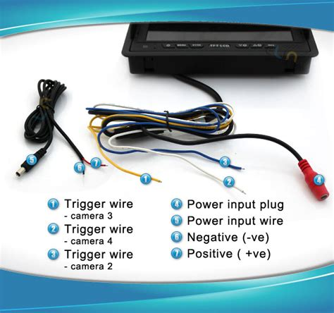 wireless rear view and monitor wiring diagram get