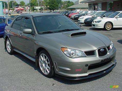 gray subaru wrx 2006 steel gray metallic subaru impreza wrx sti 14941153