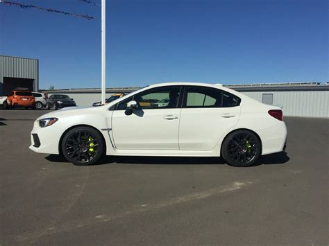 subaru wrx interior 2018 subaru wrx 4 door car in lethbridge ab 185154