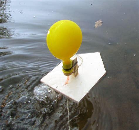 bootje maken luftballon boot youngstarswiki org