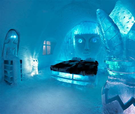ice hotel gets paris rooftops themed room how cool captivatist