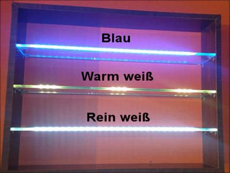 led vitrinenbeleuchtung led clip glaskantenbeleuchtung glasbodenbeleuchtung ebay