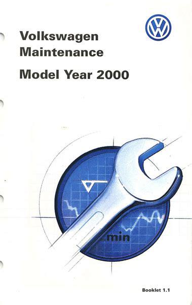 2000 volkswagen golf owners manual in pdf