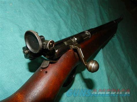 mossberg vintage model 144 ls target