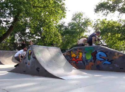 whatman park skatepark maidstone skatepark