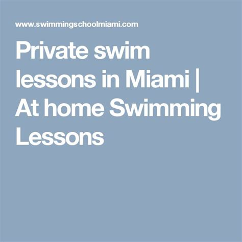 17 best ideas about swimming lessons on