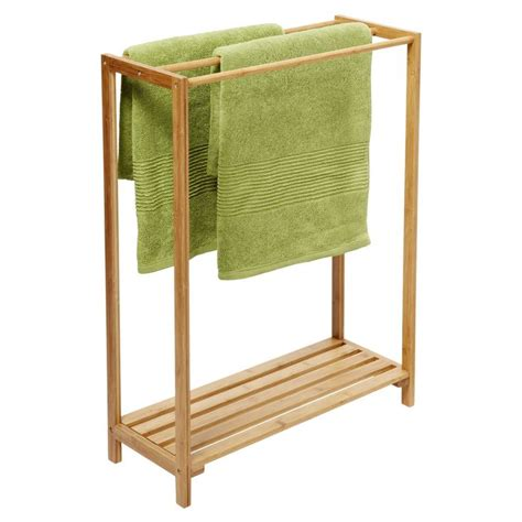 bathroom shelf and towel rail the 25 best ideas about free standing towel rack on