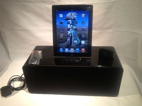 ipod docks with speakers on ebay station iphone 5 4s 4 touch 4g nano ipod speaker 100 watts ebay