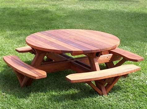 image detail   wooden picnic table woodworking