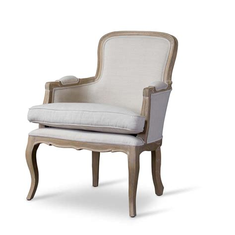 Traditional Accent Chair Baxton Studio Napoleon Traditional Accent Chair Oak