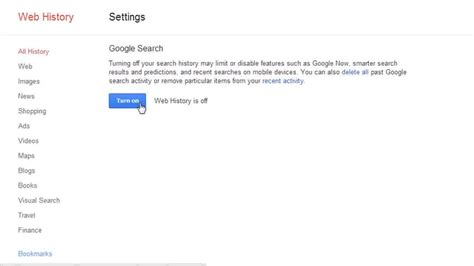 google images history how to clear google search history 9 steps with pictures