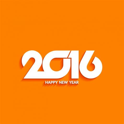new year 2016 oranges 2016 vectors photos and psd files free