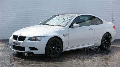 white 2 door bmw used 2013 bmw m3 coupe 2013 13 reg bmw m3 4 0 v8 limited