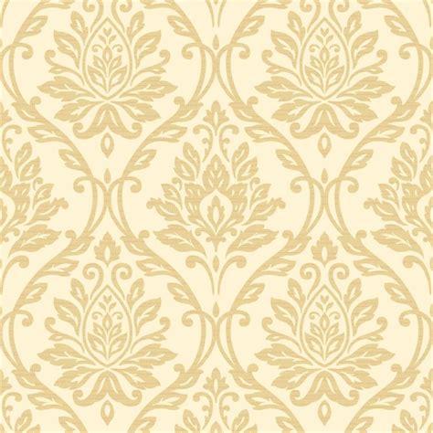 Wallpaper Grade B By Luxurios 5 92 Uk 45cm X 5m Termurah decor athena damask beige wallpaper at homebase co uk