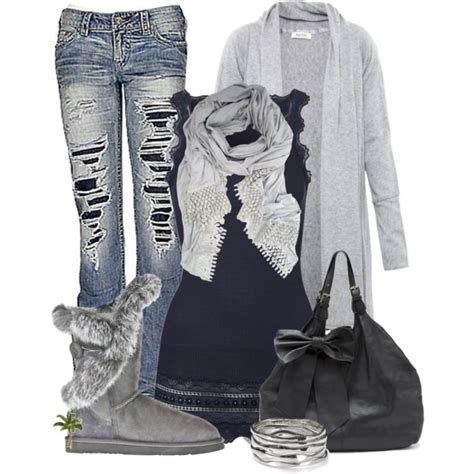 fashionable outfit ideas  fallwinter styles weekly