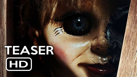 trailer film horror 2017 annabelle 2 creation official trailer 2 teaser 2017
