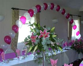 where to sell used wedding decorations top table buffet table large helium balloon arch diy kit