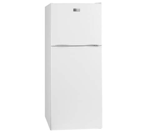 Apartment Size Fridge And Freezer Frigidaire 12 Cu Ft Top Freezer Apartment Size