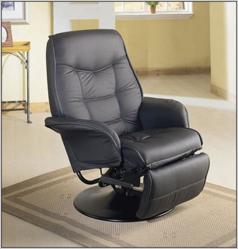 office recliner chair leather reclining office chairs with footrest uk reclining office