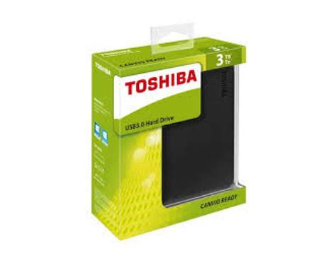 Hardisk Thosiba 1tb toshiba canvio 1tb external disk