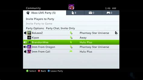 Xbox Live Chat Room | xbox msn video chat free download for windows