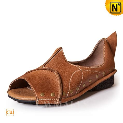 designer shoes flats cwmalls 174 designer leather flat shoes cw306222