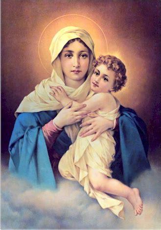 imagenes de jesus y la virgen maria juntos 17 im 225 genes de la virgen mar 237 a y su hijo jes 250 s im 225 genes